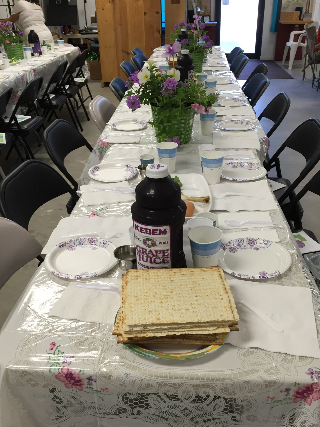Enough Matzah for everyone
