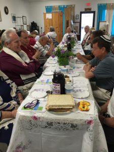 Participating in  the Haggadah