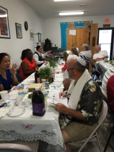 Preparing for he Passover